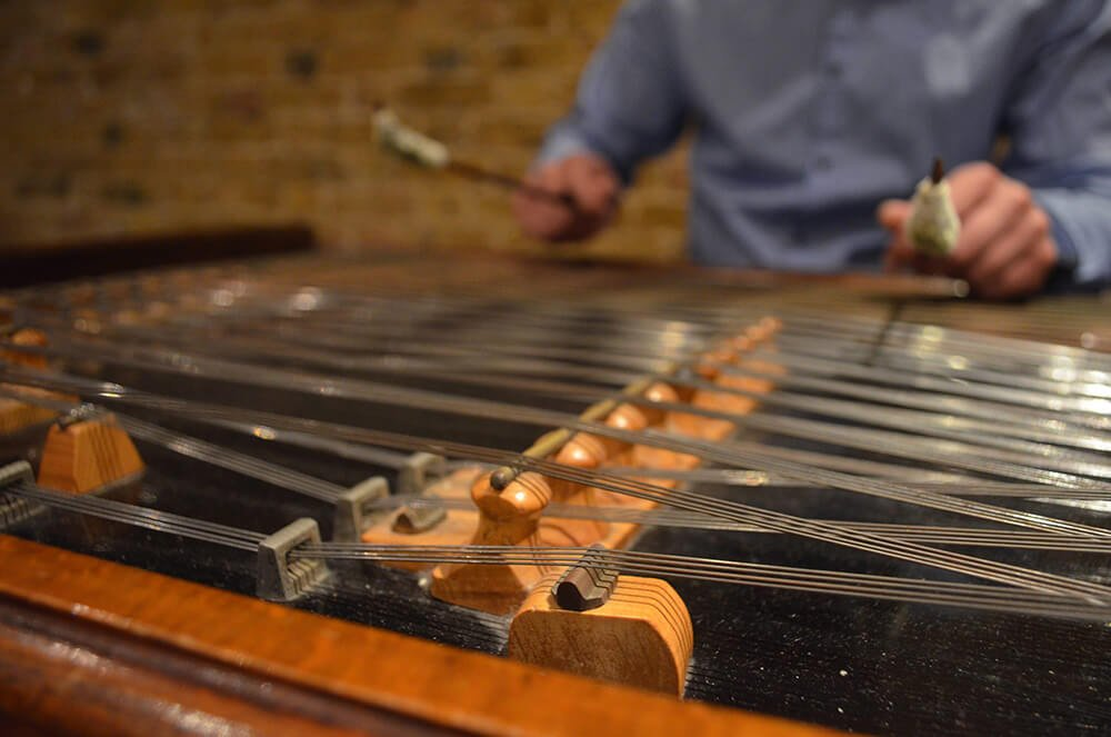 Cimbalom Player - AntonellaM