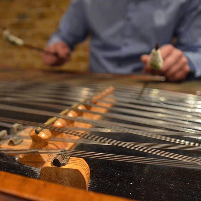 cimbalon player - AntonellaM